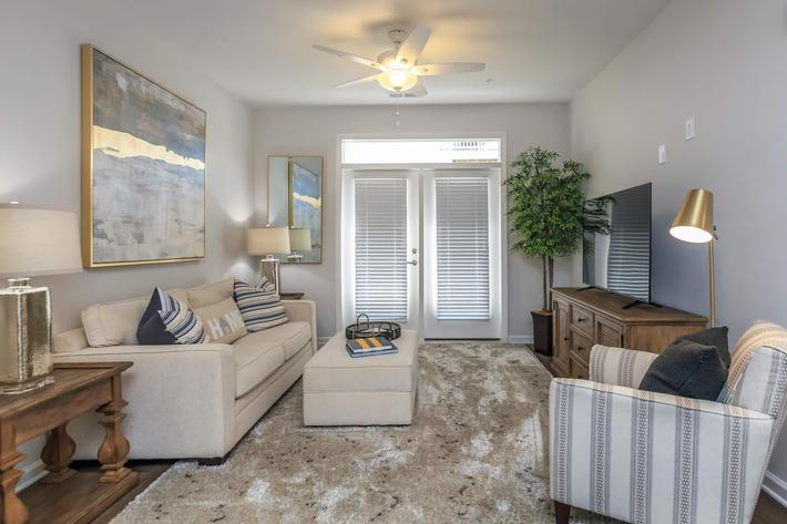 Cozy Living in Riverstone Apartments at Long Shoals in Arden, NC
