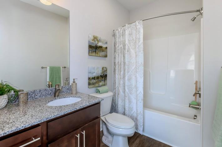 Getting Ready Has Never Been Easier at Riverstone Apartments At Long Shoals in Arden, NC