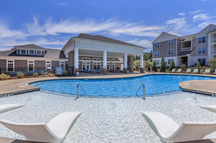 Catch Some Rays At Riverstone Apartments At Long Shoals In Arden, NC