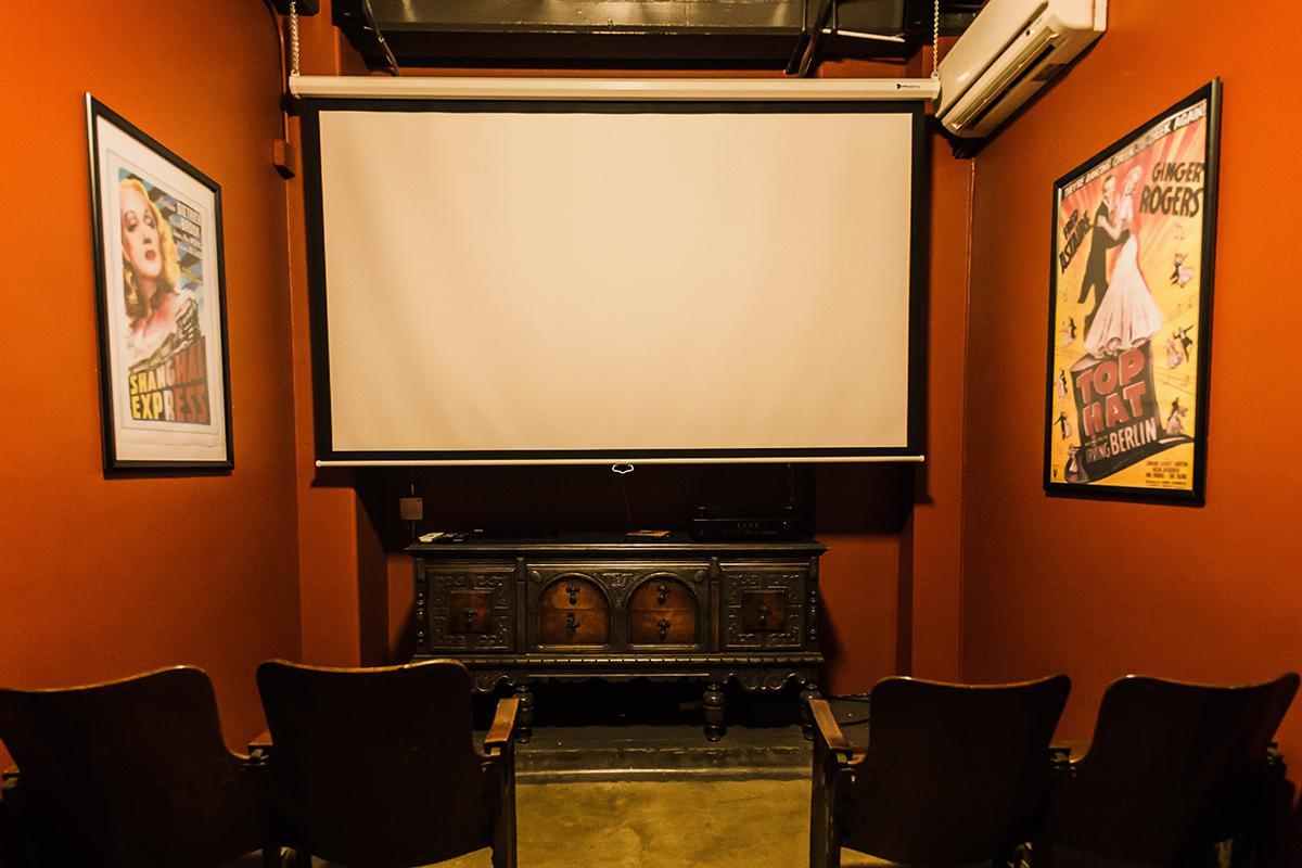 QUALITY THEATER ROOM