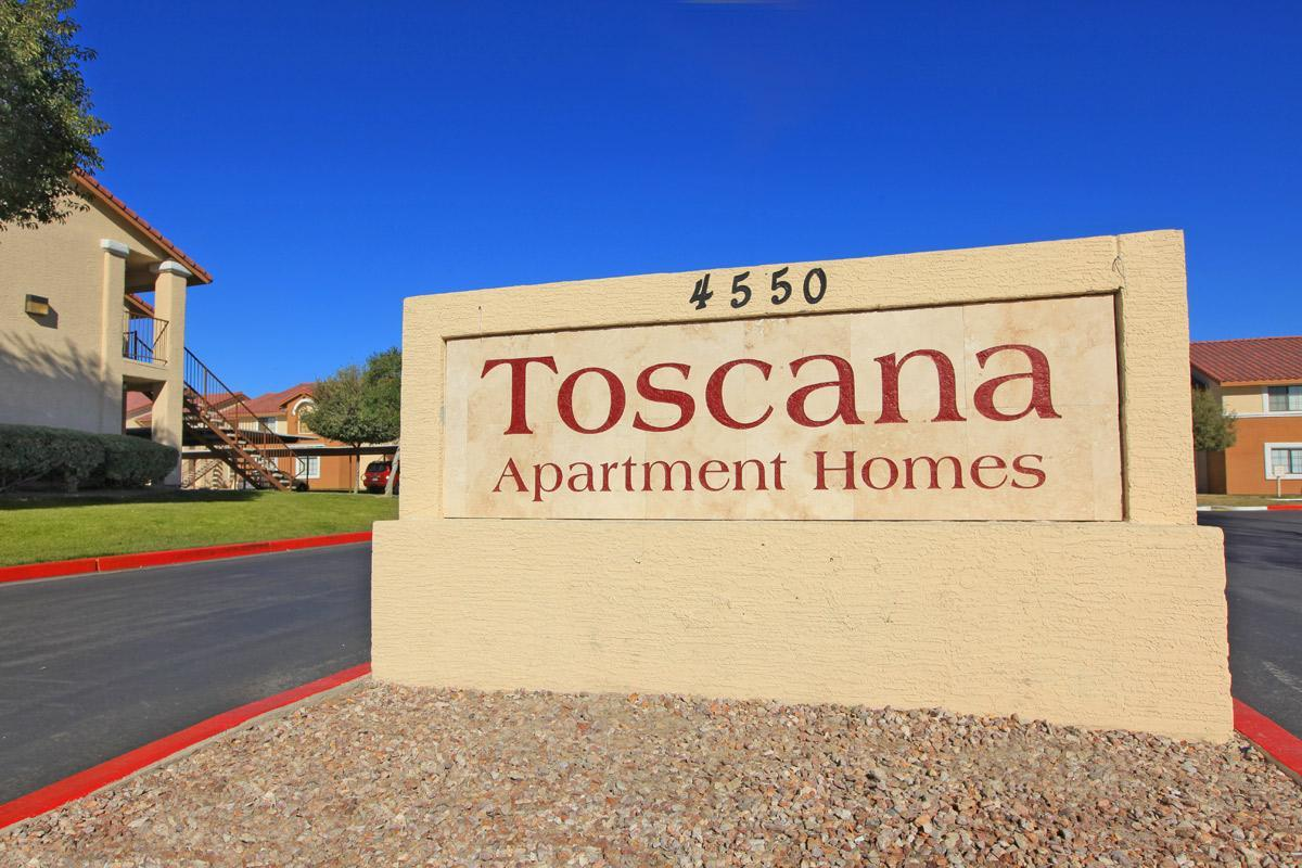 CONTACT TOSCANA APARTMENT HOMES IN LAS VEGAS AT 702-514-4452 TTY: 711