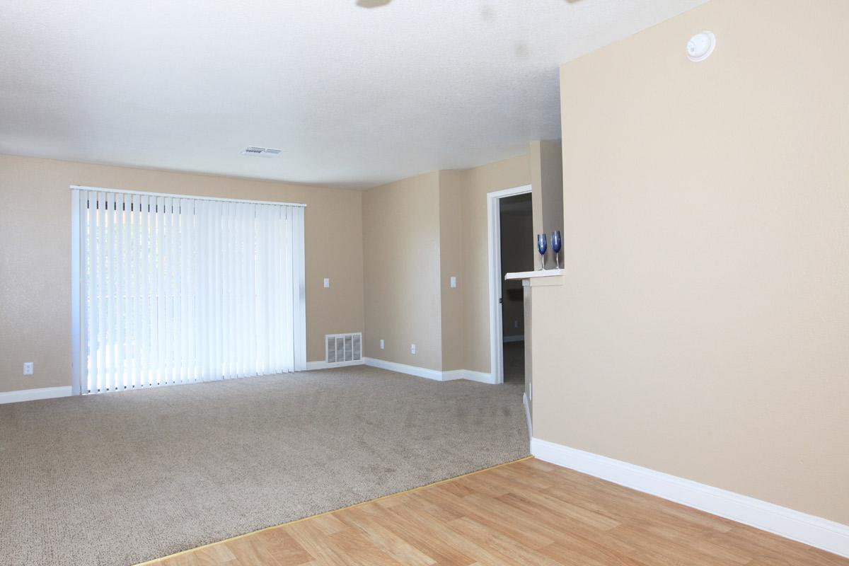 FABALOUS CARPETING AND HARDWOOD FLOORS AT TOSCANA APARTMENT HOMES IN LAS VEGAS