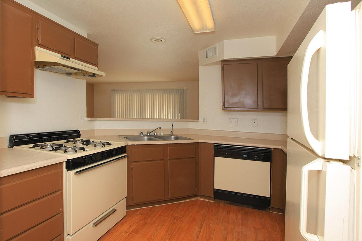 YOUR NEW KITCHEN AT TOSCANA APARTMENT HOMES IN LAS VEGAS