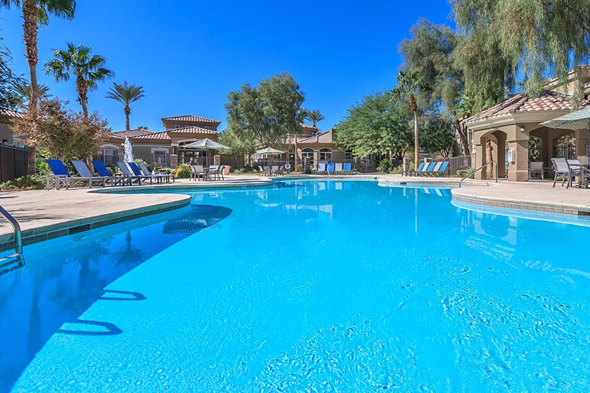 Swimming Pool at The Belmont Apartments in Las Vegas