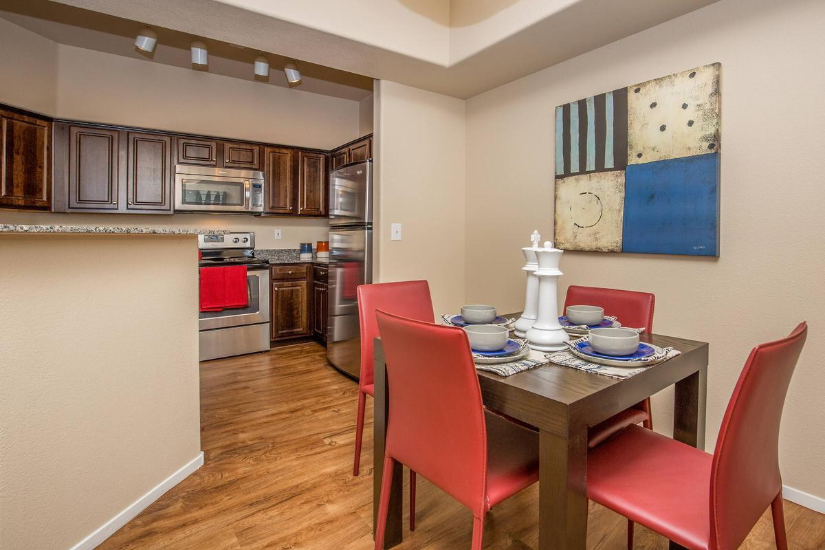 Open Concept Living at The Belmont Apartments