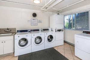 Discover our onsite laundry facility here at Casa Hermosa in San Diego, CA