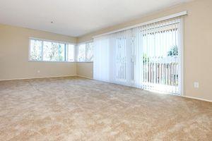 Spacious living rooms at Casa Hermosa