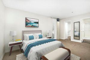 Cozy bedrooms at Casa Hermosa