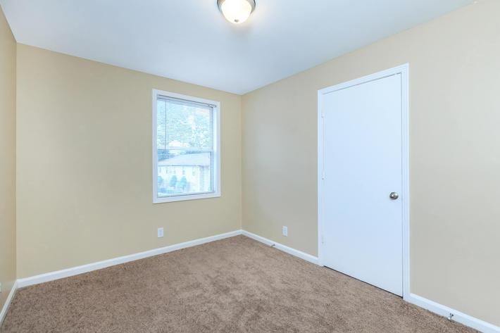 Loads of natural sun light at The Residences at 1671 Campbell in Clarksville, TN