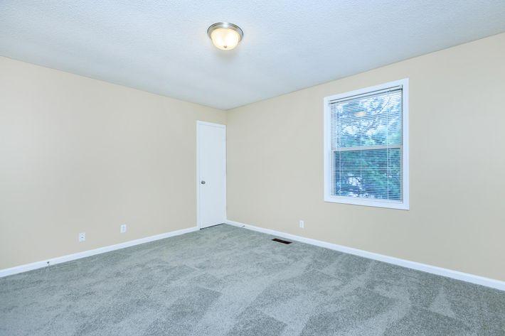 Plush carpeting