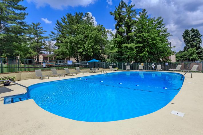 Dive right in here at The Residences at 1671 Campbell in Clarksville, Tennessee