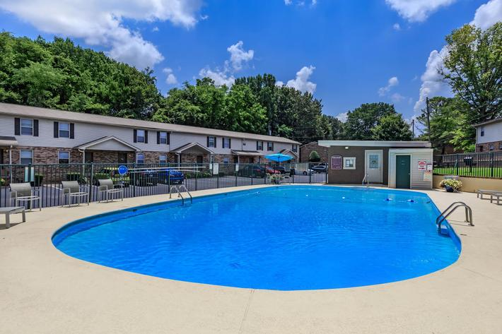 Makes some waves with us at The Residences at 1671 Campbell in Clarksville, Tennessee