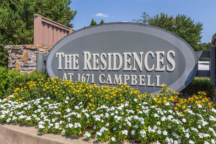 Welcome home to The Residences at 1671 Campbell in Clarksville, Tennessee