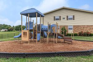 Playground at The Villages at Peachers Mill