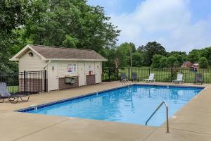 Swimming Pool at The Villages at Peachers Mill