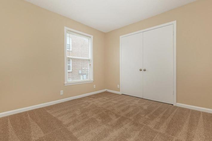 Large Closets at The Villages at Peachers Mill