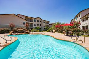 ENJOY OUTSIDE IN OUR SPARKLING SWIMMING POOL IN MISSION, TX.