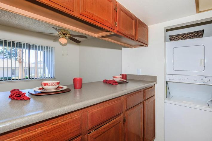 The Cottages has all-electric kitchens