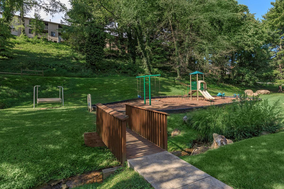 ENJOY MULTIPLE PICNIC AND PLAY AREAS