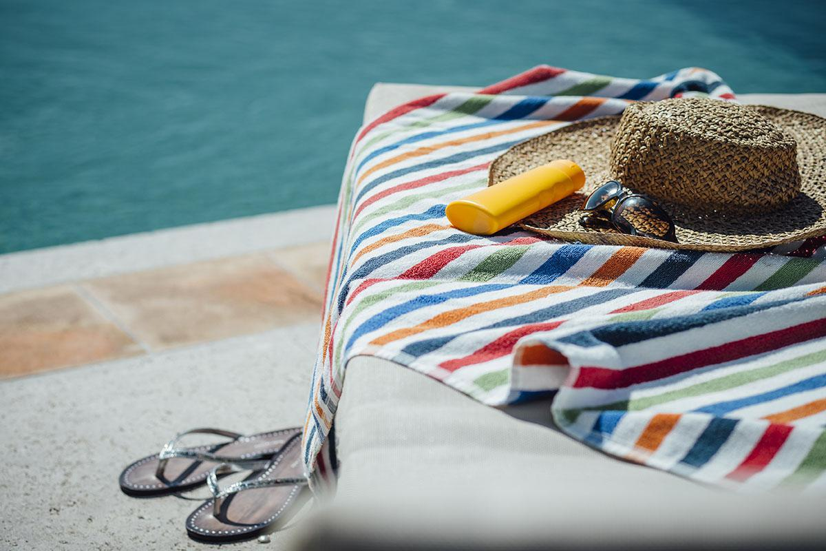 SOAK UP SOME VITAMIN D ON THE SUNDECK