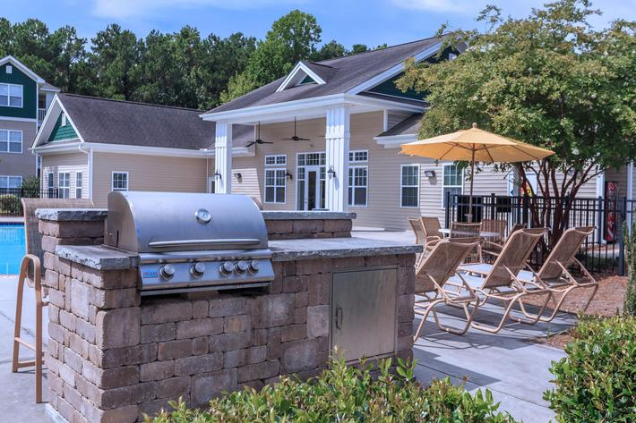 Barbecue Grills Here At Cooper's Ridge in Ladson, South Carolina
