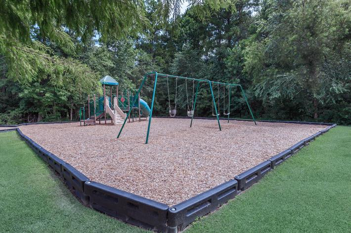 Enjoy The Playground Here At Cooper's Ridge in Ladson, South Carolina