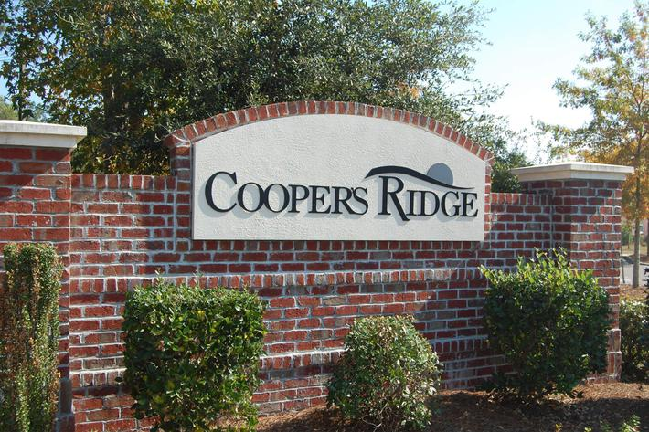 Welcome Home Here At Cooper's Ridge in Ladson, South Carolina