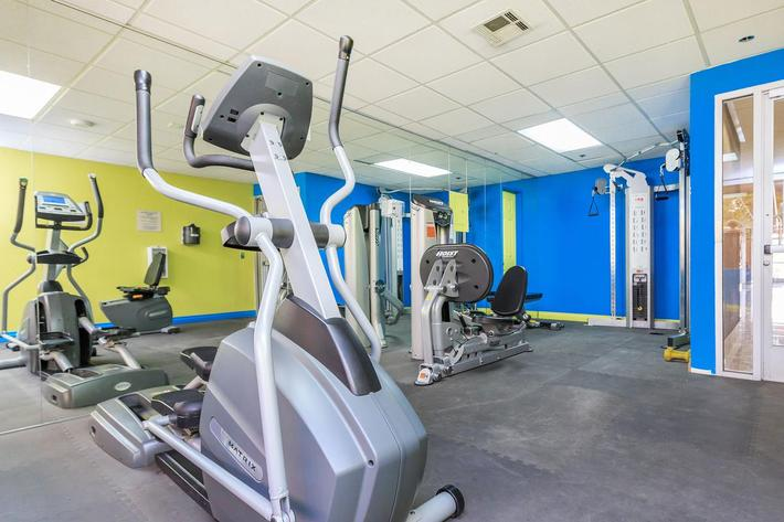 MARK 1 APARTMENTS IN LAS VEGAS HAS A STATE-OF-THE-ART FITNESS CENTER