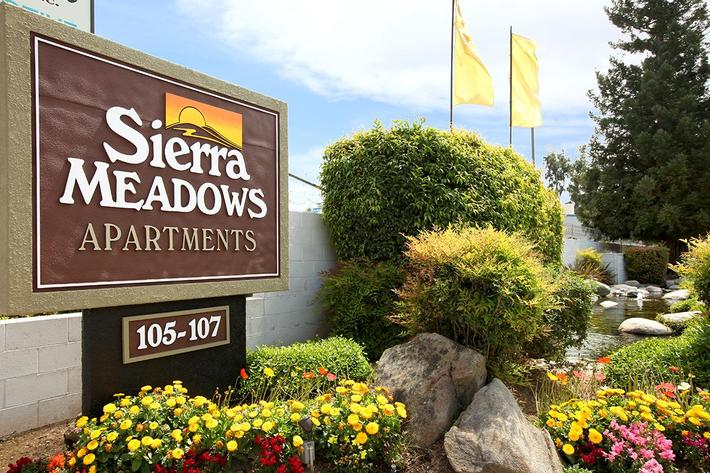 Welcome home to Sierra Meadows