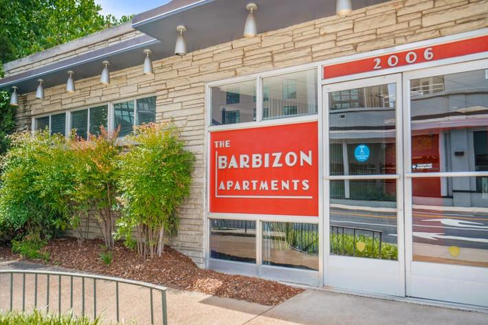 The Barbizon Apartments in Nashville, Tennessee
