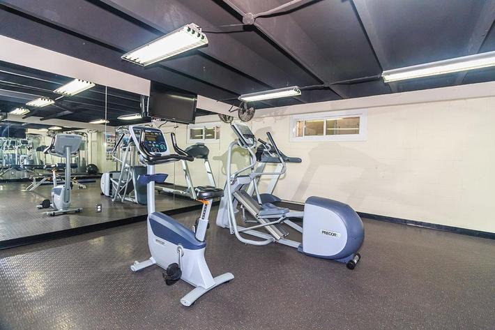 The Barbizon Fitness Center