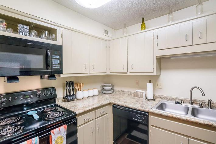 Your Kitchen at Brighton Valley Apartments