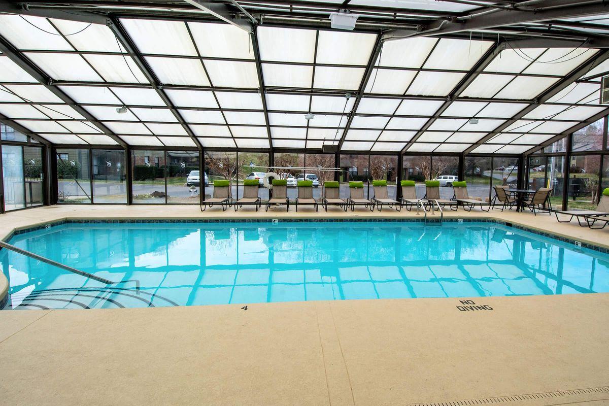 Brighton Valley indoor pool