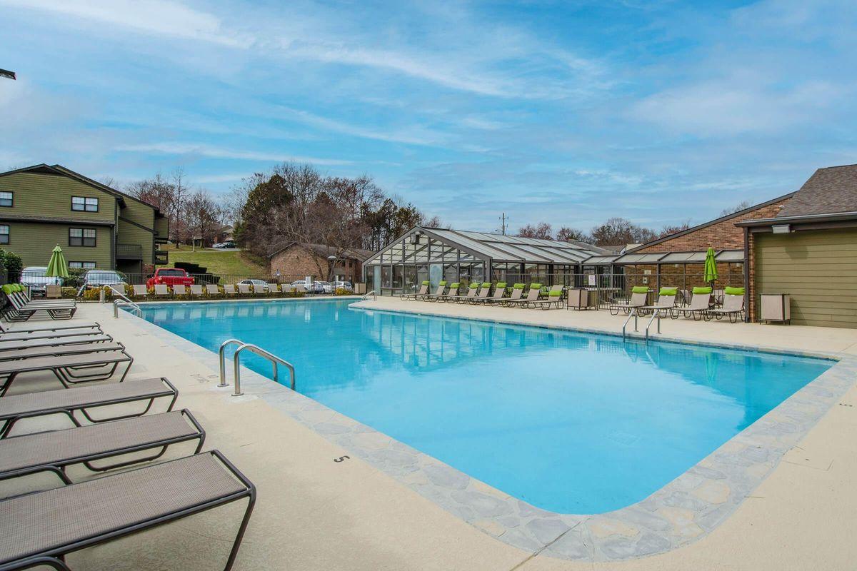 Brighton Valley pool in Nashville Tennessee