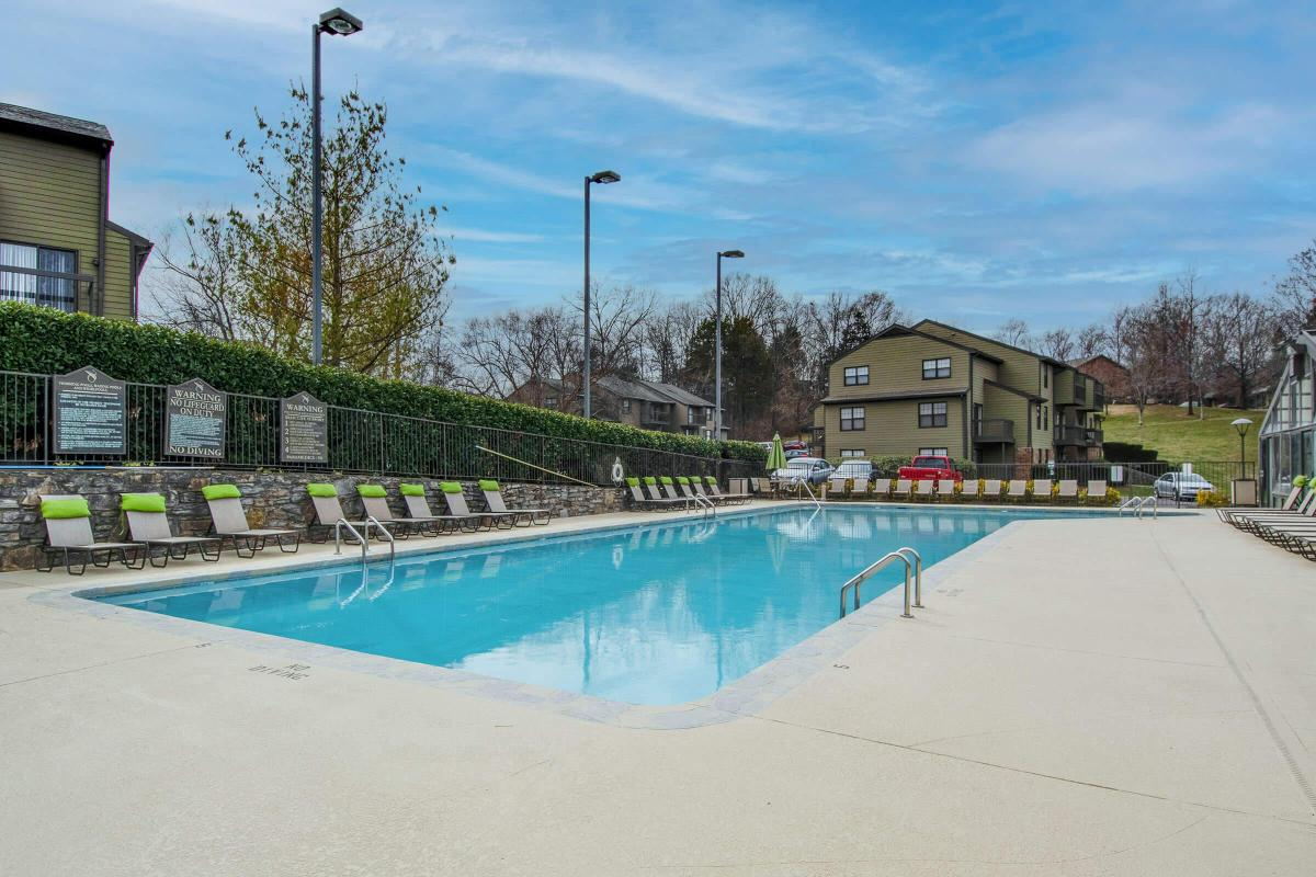 Swimming pool at Brighton Valley