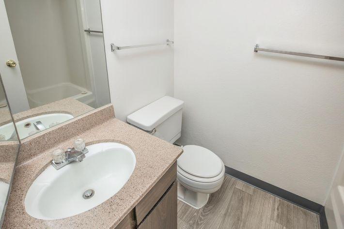 One Bed One Bathroom at Las Palmas