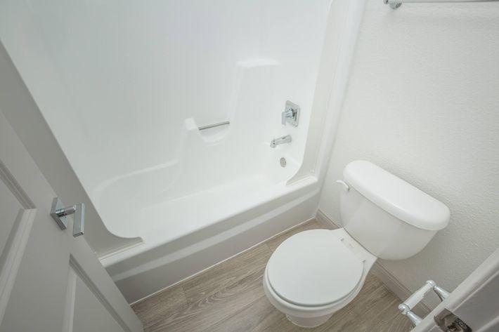 Bathroom at Las Palmas