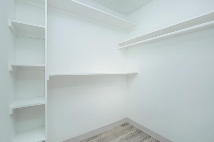 Walk-in Closet at Las Palmas