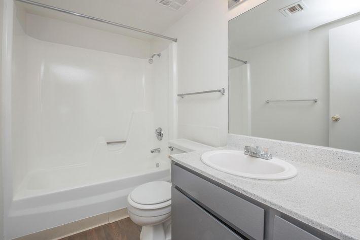 Contemporary Bathroom at Las Palmas