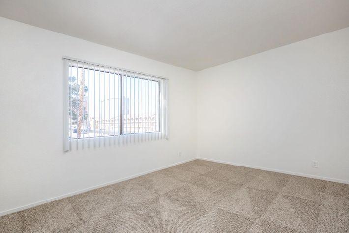 Large Bedrooms at Las Palmas in Las Vegas