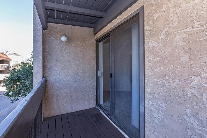 Personal Balcony in Las Vegas, Nevada
