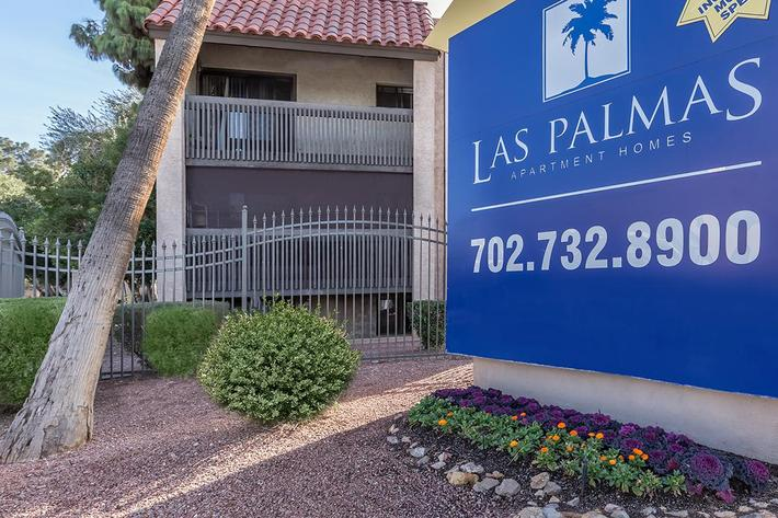 CALL FOR A TOUR OF LAS PALMAS IN LAS VEGAS