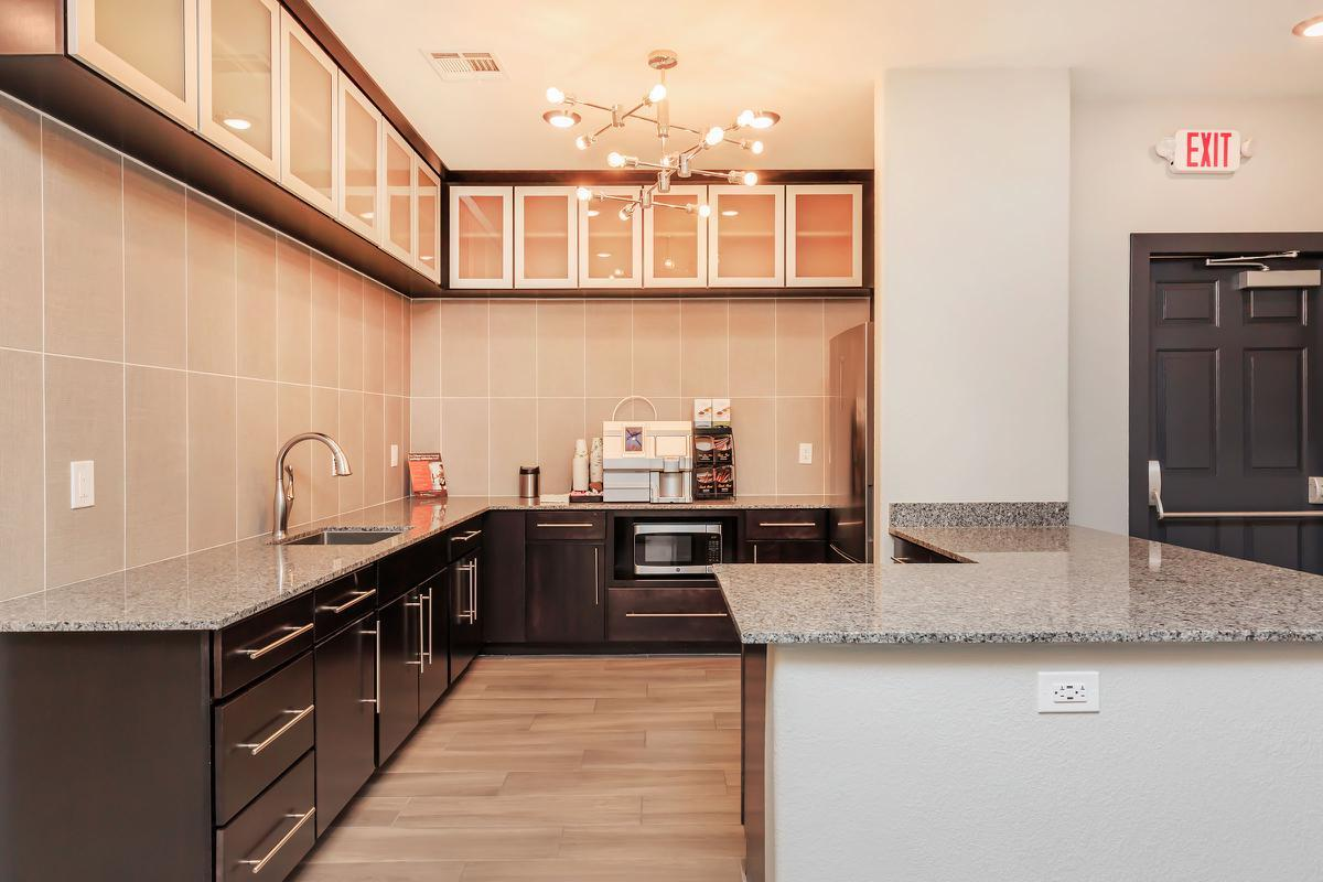GOURMET KITCHEN IN OUR CLUBHOUSE