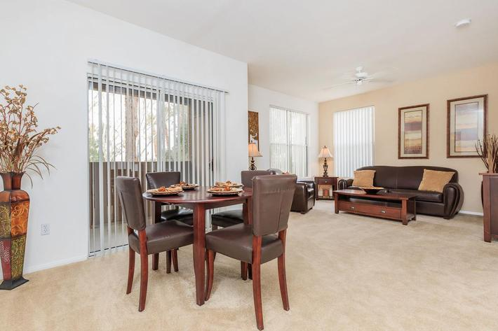 THE PERFECT FLOOR PLAN AT THE SUMMIT AT SUNRIDGE APARTMENTS