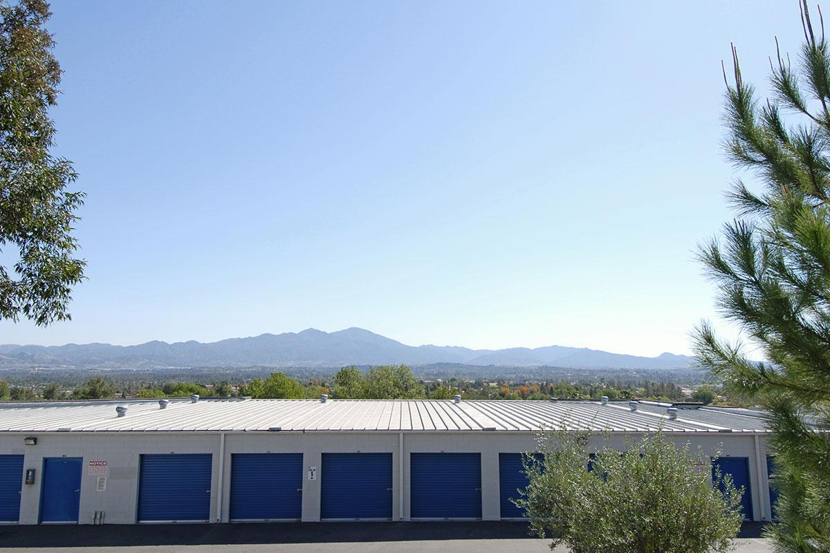 Clean Well-lit Facility at Laguna Woods Self Storage in Laguna Woods, CA