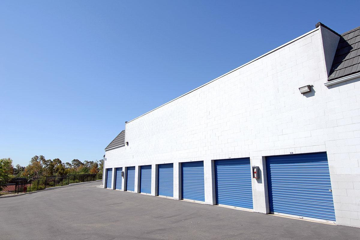 Security for your Personal Goods at Laguna Woods Storage in Laguna Woods, CA