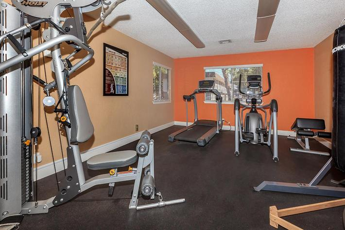 FITNESS CENTER AT MOUNTAIN VISTA IN LAS VEGAS
