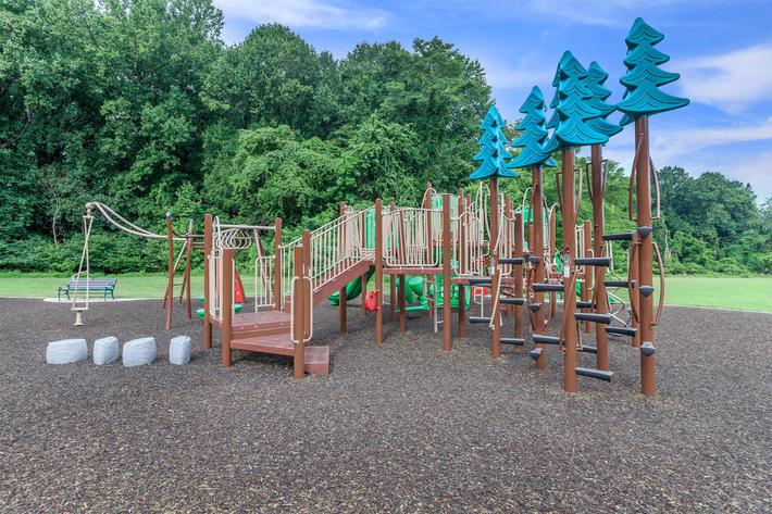 Playset at Huntington Square Apartments in Columbia, MD