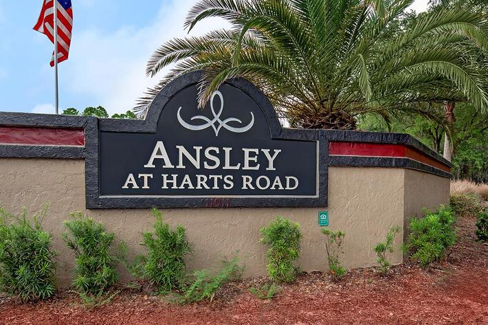 Welcome home to Ansley at Harts Road in Jacksonville, Florida