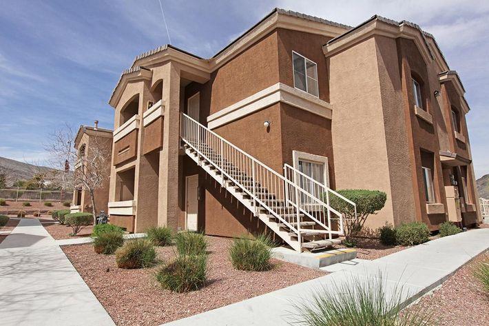 Las Vegas apartments at Tierra Villas